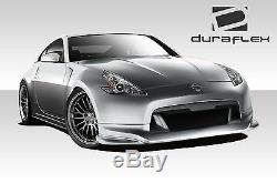 03-08 Fits Nissan 350Z Duraflex 370Z AMS Conversion Kit 4pc Body Kit 108770