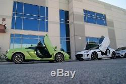 04-14 Lamborghini Gallardo Vertical Door Conversion Kit Fits Spyder and Coupe