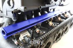 1000cc BOSCH Injectors with Fuel rail FITS UNDER Series 1 / 2 RB25DET MANIFOLD BL