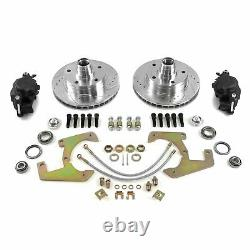 11 Front Disc Brake Conversion Bolt-on Kit 5x5 Fits Ford 1953-1956 Truck F100