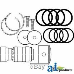 1272964C94 Conversion Kit, IH To ISO Couplers Fits Case IH 100 186 686 1066 1086