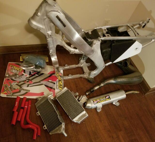 2005 Cr500af Service Honda /built500 Frame, And Conversion Kit, Fits Crf250