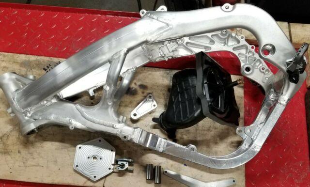 2016 Cr500af Service Honda New Frame, And Conversion Kit, Fits Crf250r/crf450r
