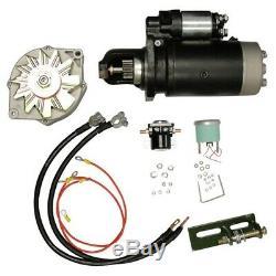 24V to 12V Conversion Kit Fits John Deere JD DieselTractors 3010 3020 4010 4020