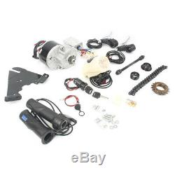 250W Motor Controller 24V 250W Electric Bike Conversion Kit Fit Common Bicycle