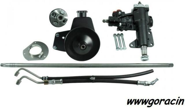 2 Borgeson Power Steering Conversion Kit Fits 1965-1966 Ford With Manual