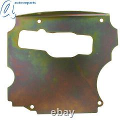 302-1 Polished LS Swap Retrofit Oil Pan Conversion Kit For GM LS1 LS6 LS2 LS3 US