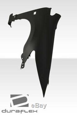 4DR JDM Type R Conversion Kit 10 Piece fits Honda Civic 06-11 Duraflex