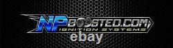 4 Ignition Coils & Bracket 10mm Wires Universal Conversion FITS GM LS1 LQ9 D585