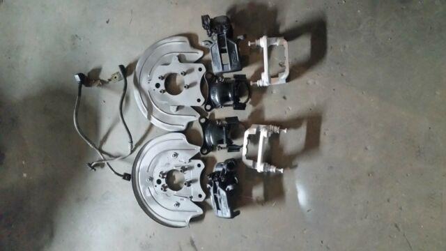 94 -98 Mustang Cobra 5 Lug Rear Disc Brake Conversion Kit Fits 79-93 99-04 1165