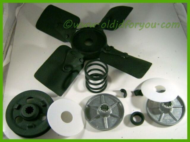 Ab3316r John Deere B Fan Shaft Conversion Kit Fits Your Unstyled B