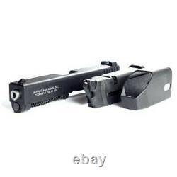 Advantage Arms Conversion Kit 22LR 4.49 Barrel Fits Glock Generation 4 19/23 Bl
