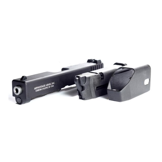 Advantage Arms Conversion Kit 22lr Fits Gen4 Glock 17/22 Free Range Bag