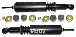 Air Shock to Load Assist Shock Conversion Kit Rear fits 94-99 Cadillac DeVille