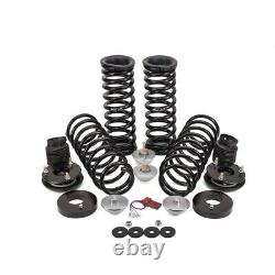 Air Spring to Coil Spring Conversion Kit Front Rear fits 06-12 Range Rover