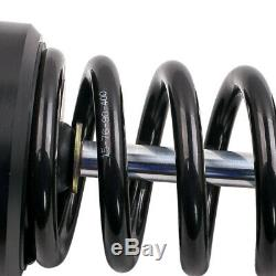 Airmatic Air to Coil Spring Conversion Kit for Mercedes S430 W220 2000-2006 4PCS
