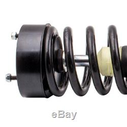 Airmatic to Coil Spring Rear Conversion Kit for Mercedes S350 2006