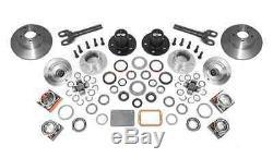 Alloy USA 12195 Manual Locking Hub Conversion Kit for 92-06 Jeep fits Dana 30