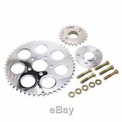 Belt to Chain Conversion kit fits 2004-up XL Sportster Models