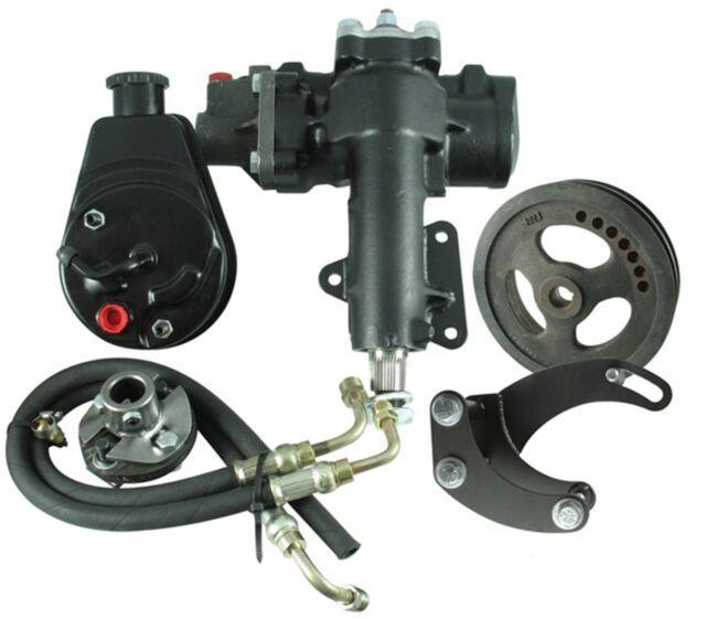Borgeson 999016 Power Steering Conversion Kit Fits 63-65 Corvette
