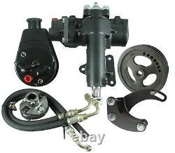 Borgeson 999017 Power Steering Conversion Kit Fits 68-82 Corvette