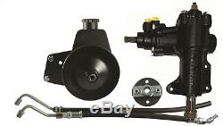 Borgeson 999021 Power Steering Conversion Kit Fits 68-70 Mustang