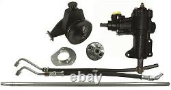 Borgeson 999026 Power Steering Conversion Kit Fits 65-66 Mustang