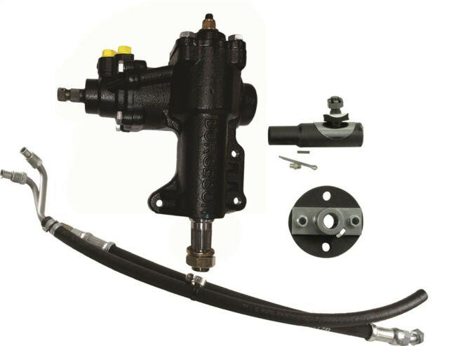Borgeson 999053 Power Steering Conversion Kit Fits 67-77 Maverick/ranchero