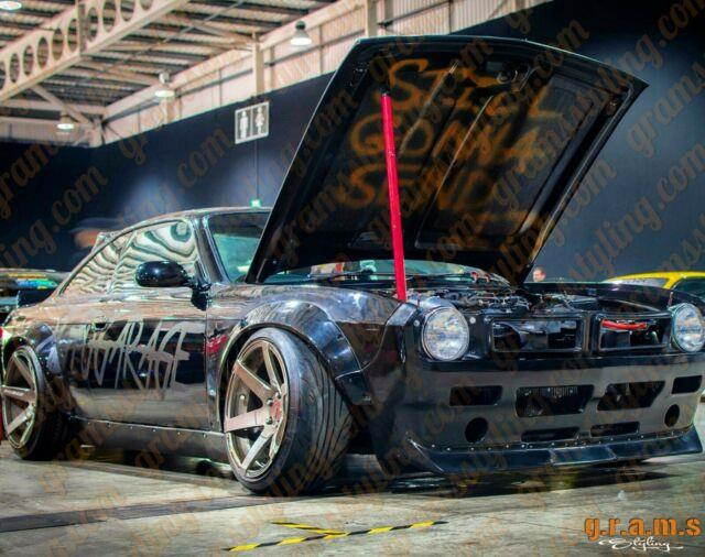 Boss V2 Bodykit Full Front Conversion To Fit Nissan S14 S14a 200sx Silvia Tuv V8