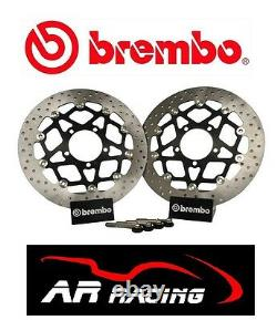 Brembo 330mm Conversion Front Brake Kit to fit Kawasaki ZZ1400 (ZX14R) (Inc ABS)
