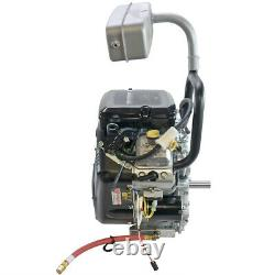 Briggs Engine 18hp OHV V-Twin Conversion kit to fit into Ca 356447-Case1816B-R4