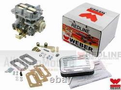 Carburetor Conversion Kit Weber 32/36 DGEV fits Datsun L16 L18 L20 Z20 Z22