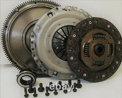 Clutch Conversion Solid Flywheel Kit Fit Engine Agu Aqa Arz Aum Atd Bkv Bjx Avd