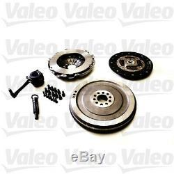 Clutch Flywheel Conversion Kit-Conversion Clutch Kit Valeo fits 02-05 VW Golf