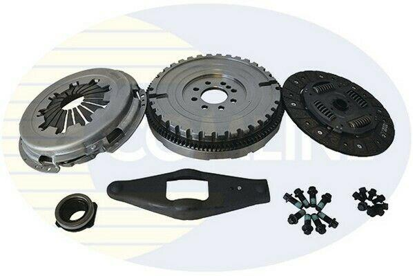 Clutch Flywheel Conversion Kit Fit Ford Transit 2000-2006 2.4 Di 75hp 120hp Rwd
