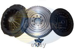 Clutch Flywheel Conversion Kit Fit Ford Transit Mk 7 2.4 Tdci 6 Speed Bus Box