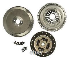 Clutch + Solid Flywheel Conversion Kit fits Audi, Seat, Skoda, VW 2.0 TDi