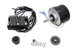 Complete Alternator Generator Conversion Kit fits Harley-Davidson