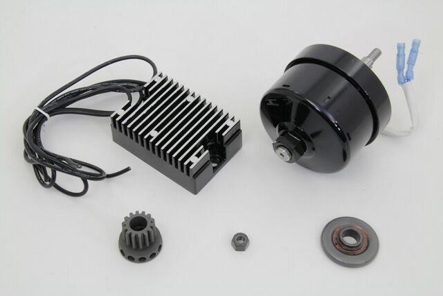 Complete Alternator Generator Conversion Kit, Fits Harley Davidson Motorcycle