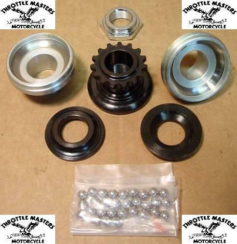 Conversion Kit Fits Harley 45 Springer To Big Twin