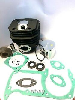 Cylinder, Piston & Gaskets Kit Fits Husqvarna 257xp, 257 Conversion Big Bore Kit