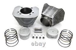 Cylinder and Piston Conversion Kit fits Harley-Davidson