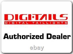 DIGI-TAILS LED Front Marker Conversion Kit Fits 69 Chevrolet Camaro All Models