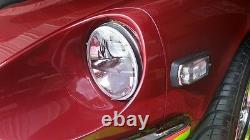 Datsun 240Z 260Z 280Z 70-78 LED Headlight Bulb Conversion NEW Direct Fit Kit H4
