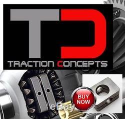 Datsun 240Z, 280 (fits R180 open diffs) Limited Slip Differential Conversion Kit