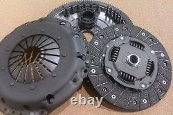 Dual Mass To Single Flywheel Clutch Conversion To Fit Volkswagen Touran 1.9 Tdi