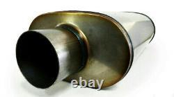 Dual conversion exhaust Kit fits1994 2002 Dodge Ram1500 pick up trucks
