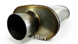 Dual pipe conversion performance exhaust fits Dodge Ram 1994-2001 1500 2500