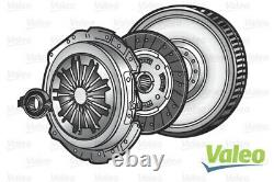 Dual to Solid Flywheel Clutch Conversion Kit fits BMW 325 TDS E36 2.5D 93 to 99