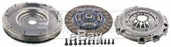 Dual to Solid Flywheel Clutch Conversion Kit fits FORD FOCUS Mk3 1.6D 2010 on